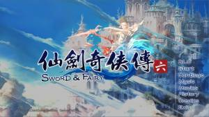 Chinese Paladin:Sword and Fairy 6 0